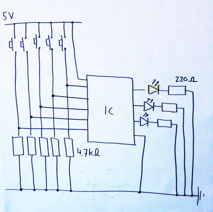 Schaltplan digitale Schalter | Physical Computing Primer | IAD ...